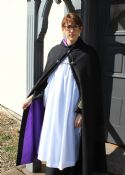 Clerical Cloak - Full Lining